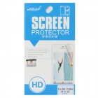 Liangjie Protective Matte Frosted Screen Protector Film Guard for Sony LT26W - Transparent