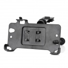 Car Air Outlet Swivel Mount Holder Stand Support for Sony Xperia Z L36H - Black