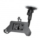 Car Windshield Swivel Mount Holder Stand Support for BlackBerry Z10 - Black