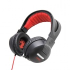 SOMiC G956 Virtual 7.1-Channel Headphone for PC Gaming w/ Microphone - Black + Red (USB / 300cm)