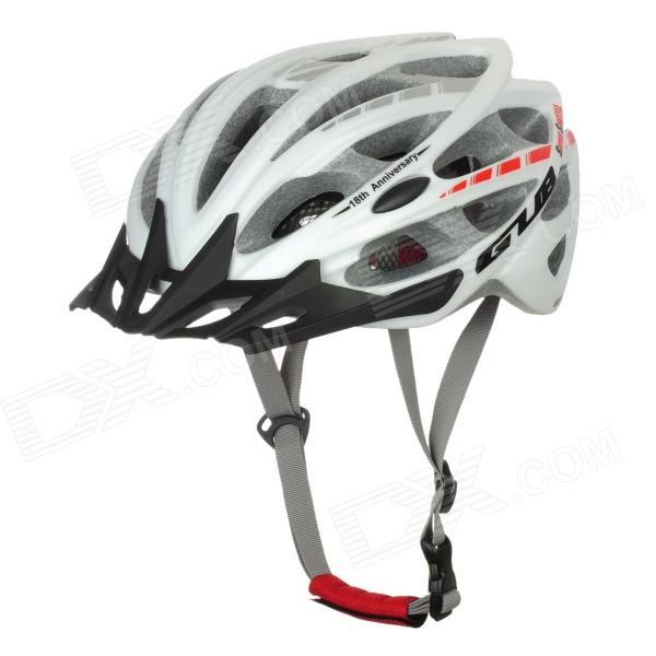 GUB SS Outdoor Bike Bicycle Cycling EPU Helmet - White