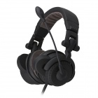 SOMiC E-95 Championship Edition Headphone Headset for PC Gaming w/ Wire Remote and Microphone - Grey