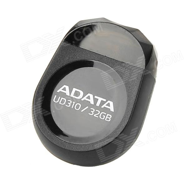 ADATA UD310 Mini Stone Shape USB 2.0 USB Flash Drive - Black (32GB) сервер dell poweredge r630 210 acxs 121 210 acxs 121