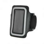 Stylish Sports Neoprene Armband for Ipod Nano 7 - Black