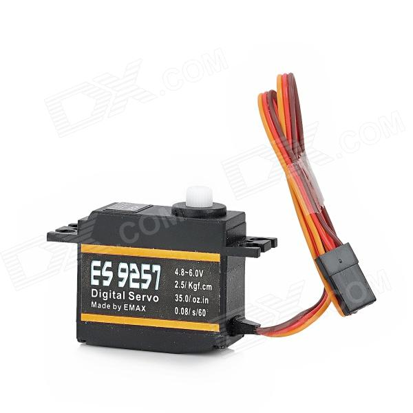 EMAX ES9257 20G Mini Metal Gear Digital Servo for R/C Helicopter (4.8~6.0V)