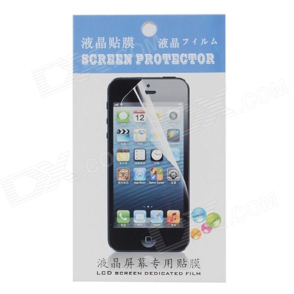 Protective PET Clear Screen Protector w/ Cleaning Cloth for Huawei Ascend D2 - Transparent