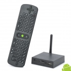 UG008+RC11 Air Mouse Dual-Core Android 4.1 Google TV Player w/ Bluetooth / 1GB RAM / 4GB ROM - Black