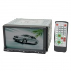 "LandNavi SL-6731GT 7.0"" TFT-LCD 2 DIN In-Dash Car DVD Player w/ GPS / ATV / PIP / Dual-Zone - Black"