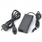 65W 18.5V 3.5A Power Supply Adapter w/ AU Plug for HP HP500 / V3000 / DC2000 - Black