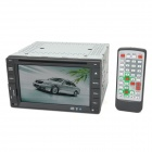 "LandNavi SL-6218GT 6.2"" TFT-LCD 2 DIN In-Dash Car DVD Player w/ GPS / ATV / PIP / Dual-Zone - Black"