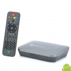 A700 Dual-Core Android 4.1.1 Google TV Player w/ 1GB RAM / 4GB ROM / HDMI / SD / Wi-Fi - Deep Grey
