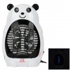 Cute Panda Style Fully Automatic Electronic Mosquito Insects Killer (AC 250V / 2-Flat-Pin Plug)
