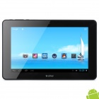"Ainol Crystal Quad Core 7"" Capacitive Screen Android 4.1 Tablet PC w/ TF / Wi-Fi / Camera - Black"