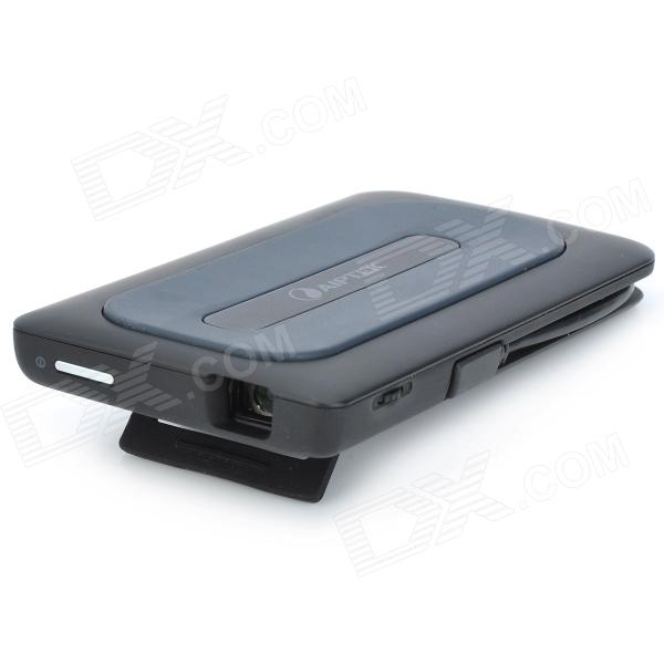 A50p 2 in 1 pico projector battery pack for iphone 5 for Pocket projector for iphone 5