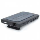 A50P 2-in-1 Pico Projector & Battery Pack for iPhone 5 / iPad Mini / Samsung Galaxy S2 - Black