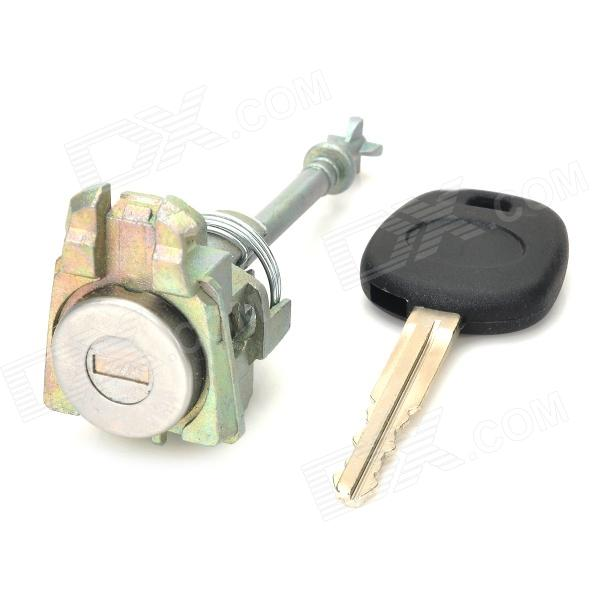 AML010033-2 Replacement Car Left Door Lock Central Locking Cylinder for Toyota Camry - Silver