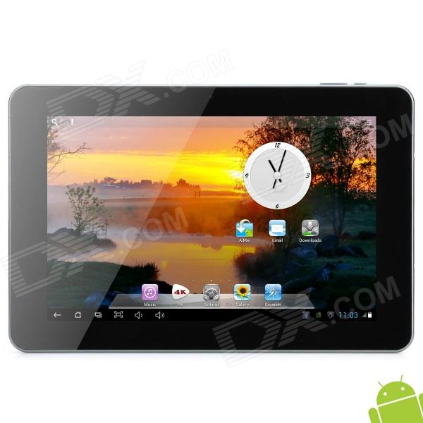 "AMPE A10-4C 10.1 ""kapazitiver Schirm Android 4.1 Quad Core Tablet PC w / TF / Wi-Fi / Kamera - Brown"