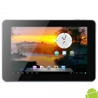 "AMPE A10-4C 10.1"" Capacitive Screen Android 4.1 Quad Core Tablet PC w/ TF / Wi-Fi / Camera - Brown"