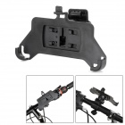 Plastic Bicycle Mount Holder Stand for Blackberry Z10 - Black