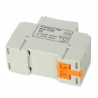 "0.9"" LCD 220V Multifunction Programmable Timer Control Switch - Grey"
