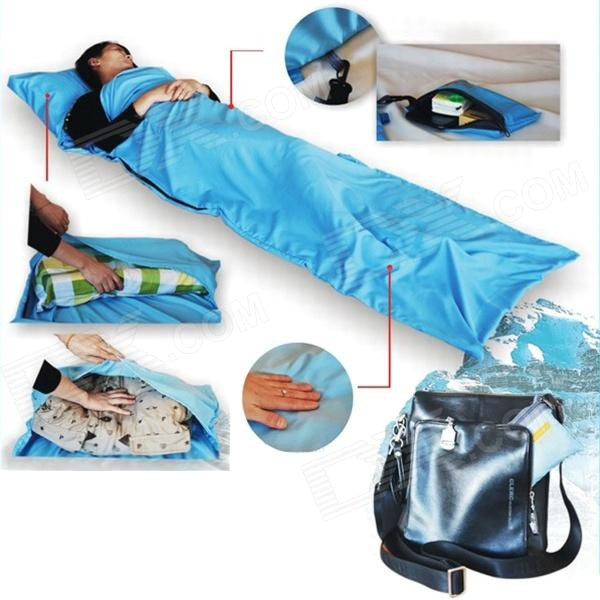 Buy Best Online Departure Travel Sleeping Bag Blue from China