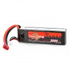 WILD SCORPION 11.1V 3000mAh 60C Li-ion Battery for R/C Helicopter - Red + Black + Silver