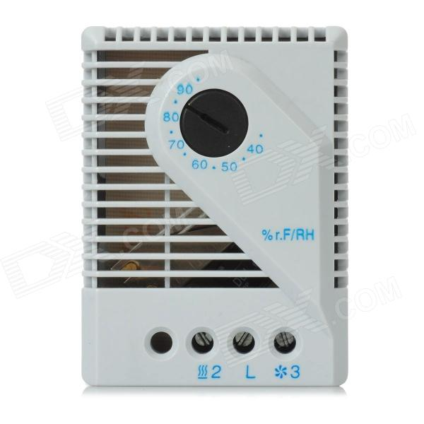 MFR012 Humidity Controller - Grey + Blue mfr012 humidity controller grey blue