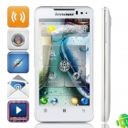 "Lenovo P770 Android 4.1.1 WCDMA Smartphone w/ 4.5"" Capacitive Screen, Wi-Fi and GPS - White"
