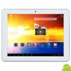 "ICOO ICOU8GT 8"" Capacitive Screen Android 4.1 Quad Core Tablet PC w/ TF / Wi-Fi / Camera - White"