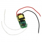 9~15W Adjustable Light Built-in LED Power Supply Driver - Yellow + Green (AC 220V)