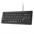 MC-9716 Mini Wired USB 2.0 85-Key Keyboard