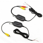 R01 2.4Ghz Wireless Video Transmitter Receiver Kit for Car DVD (AV IN)