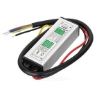 20W 8~12S2P Waterproof External LED Power Supply Driver - Grey White + Black