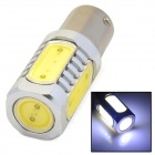 1156-LED10W 1156 10W 600lm 5-LED White Light Car Brake / Steering / Daytime Running Light - (10~30V)