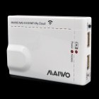 MAIWO NAS-K330 BT Network Downloader w/ Wi-Fi Share Function - White