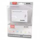 MAIWO NAS-K330 BT Red Downloader w / Wi-Fi Compartir Función - Blanco