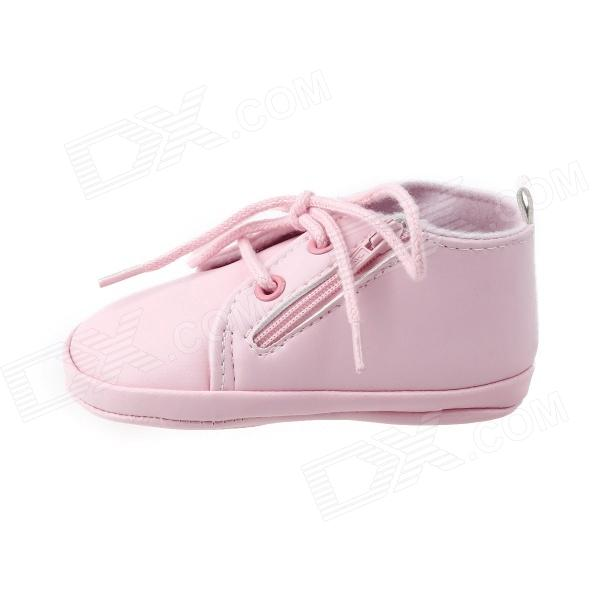 Buy Fashion PU Leather Shoes for 3 6 Months Female Baby