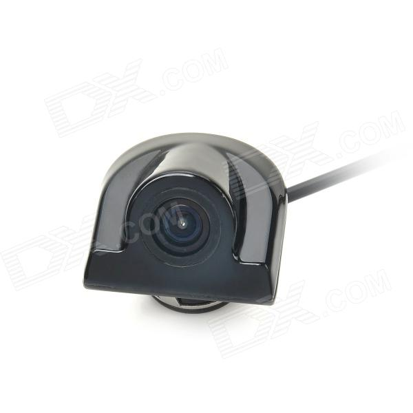 "Eagleyes EC-TH2017 0.4MP CMOS 1/4"" 170' Wide Angle Car Rearview Camera w/ Night Vision - Black (12V)"