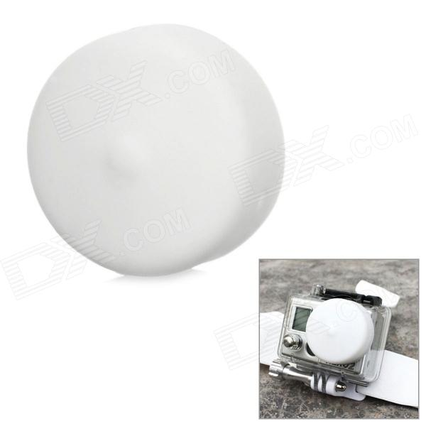 HR23-WT Silicone Cap for Gopro HD Hero2 HR23 - White