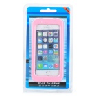 AW-101 Universal Waterproof Protective Case for Iphone 4 / 4S / 5 - Pink
