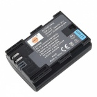 DSTE LP-E6 2600mAh Battery + Charging Dock Set for Canon 80D, EOS 60D
