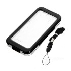AW-101 Universal Waterproof Protective Case for Iphone 4 / 4S / 5 - Black