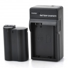 DSTE EN-EL15 7V 2550mAh Replacement Li-ion Battery for Nikon D7100 / D800 + More - Black