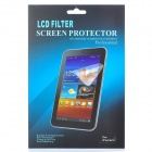 "Protective Clear Screen Protector Film Wache für ASUS MeMo Pad ME172V 7 ""- Transparent"