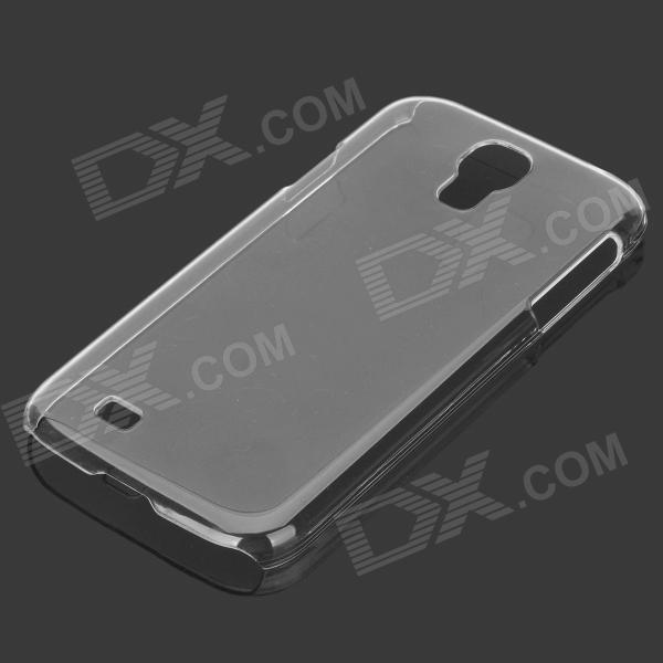 Protective Plastic Back Case for Samsung Galaxy S4 i9500 - Transparent