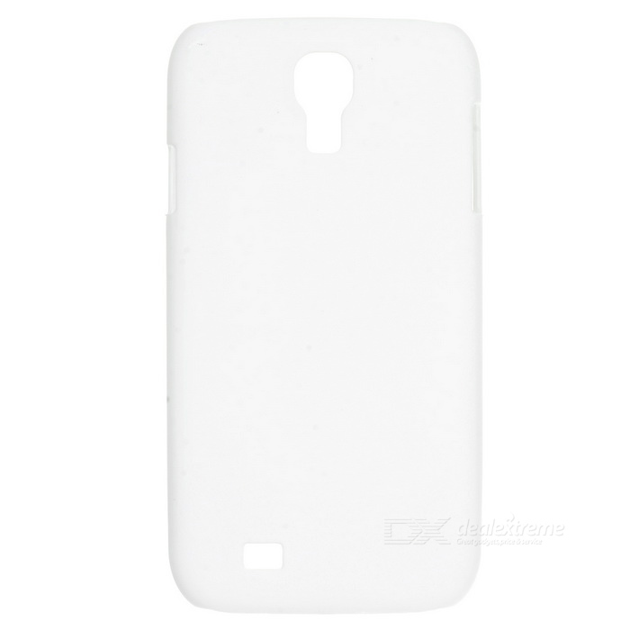 Protective Plastic Case for Samsung Galaxy S4 i9500 - White protective plastic case for samsung galaxy s4 i9500 white