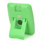 Portable 1.7'' LCD Digital Kitchen Timer - Green + White + Black