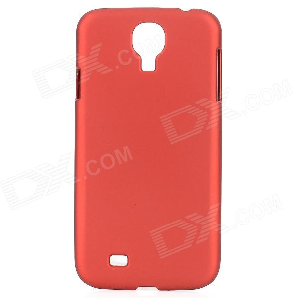 Protective Back Case for Samsung Galaxy S4 i9500 - Red cool basketball skin pattern silicone protective back case for samsung galaxy s4 i9500 black red