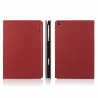 ENKAY ENK-3313 Protective PU Leather Case for Ipad MINI - Red