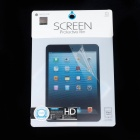 MOCOLL PET Clear Screen Guards Protector Set for iPad Mini